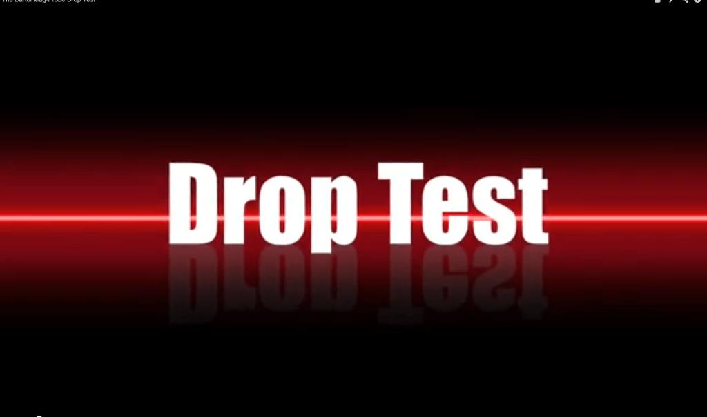 Mag-Probe Drop Test
