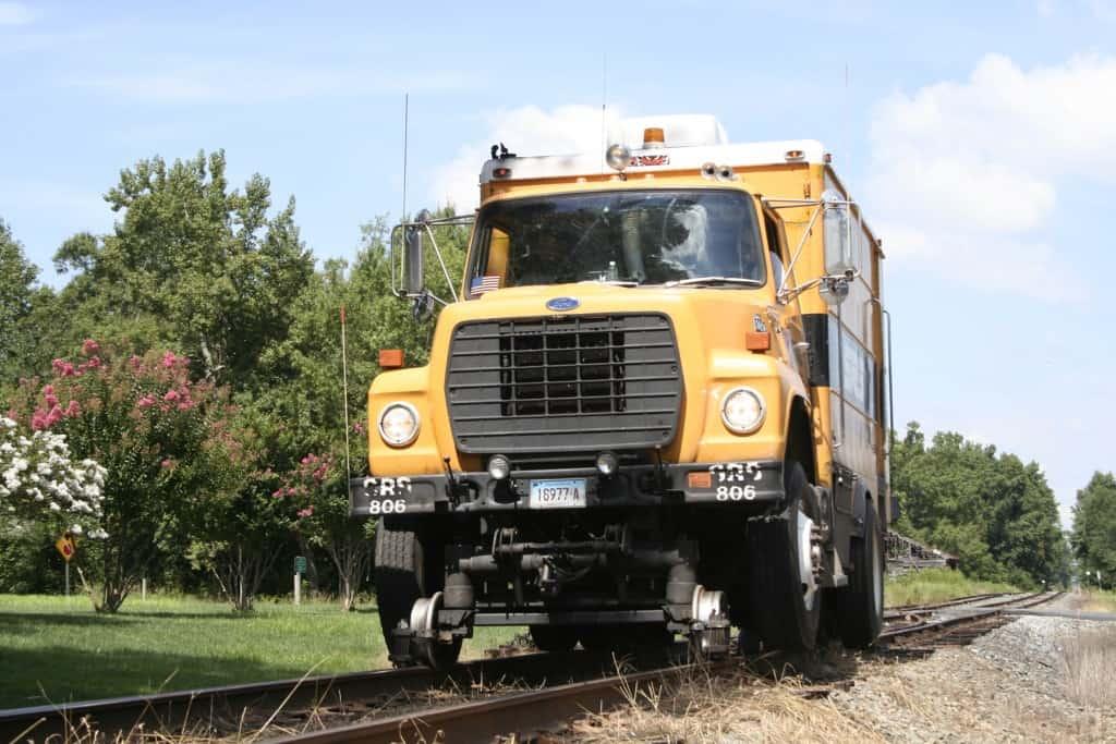 Locomotive test